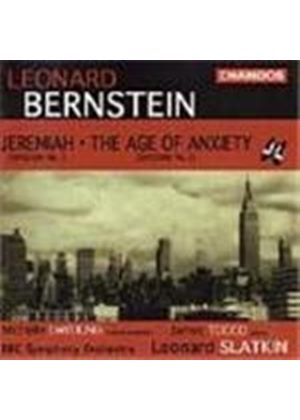 Bernstein: Symphonies No. 1, 'Jeremiah'; No. 2 'The Age of Anxiety'