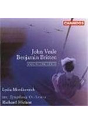 Britten/Veale: Concertos for Violin and Orchestra