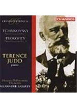 Prokofiev/Tchaikovsky: Concertos for Piano and Orchestra