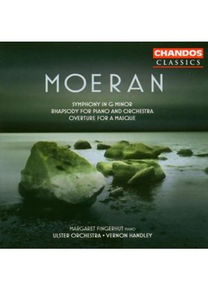 Ernest John Moeran - Symphony In G Minor (Handley, Ulster Orch, Fingerhut) (Music CD)