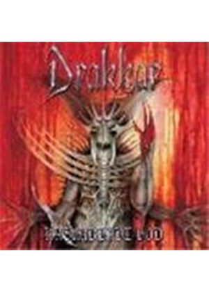 Drakkar - Razorblade (Music Cd)
