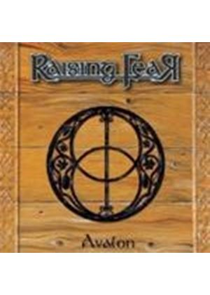 Raising Fear - Avalon (Music Cd)