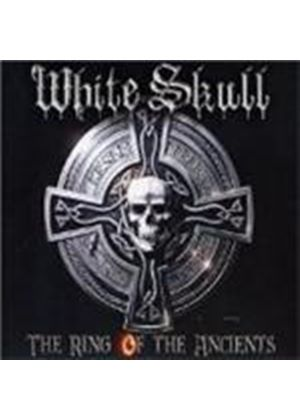 White Skull - The Ring Of The Ancients (Music Cd)