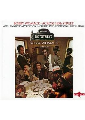 Bobby Womack - Across 110th Street (Original Soundtrack) (Music CD)