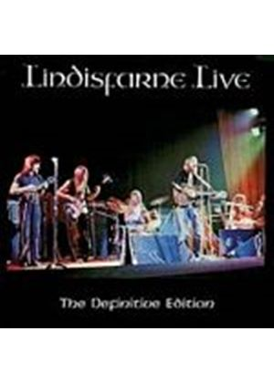 Lindisfarne - Live - The Definitive Edition (Music CD)