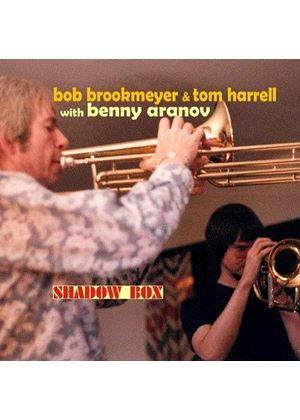 Ben Aranov - Shadow Box (Music CD)