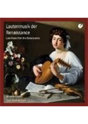 Lute Music from the Renaissance (Music CD)
