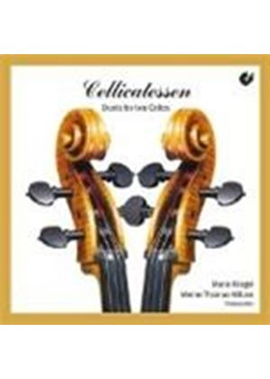 Cellicatessen - Duets for Two Cellos (Music CD)