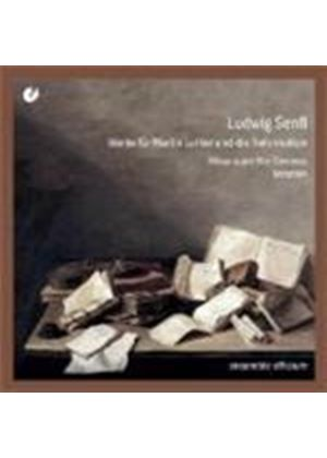 Senfl: Works for Martin Luther and the Reformation (Music CD)
