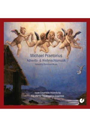 Michael Praetorius: Advents & Weihnachtsmusik (Music CD)