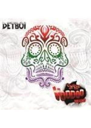 Detboi - Curse Of The Voodoo Drums (Music CD)
