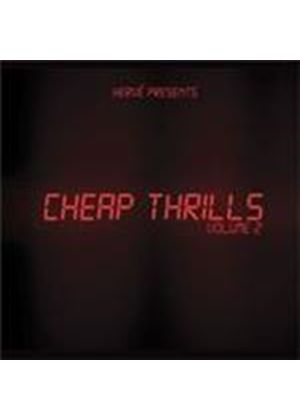 Various Artists - Cheap Thrills Vol.2 (Herve Presents) (Music CD)
