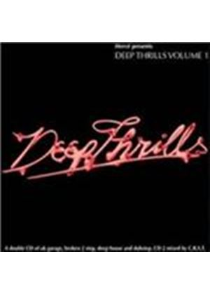 Various Artists - Herv� Presents Deep Thrills, Vol. 1 (Mixed by Herv�) (Music CD)