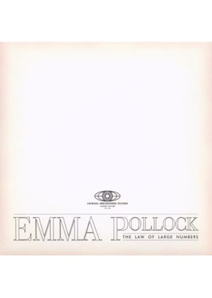 Emma Pollock - Law Of Large Numbers, The (Music CD)