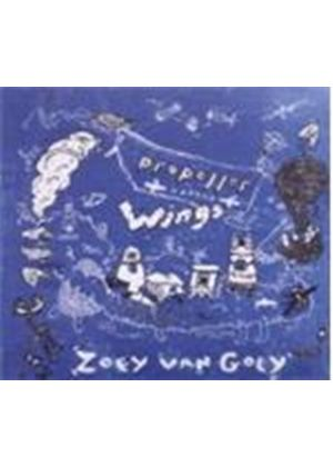 Zoey Van Goey - Propeller Versus Wings (Music CD)