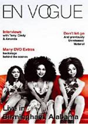 En Vogue - Live In Birmingham, Alabama (DVD And CD)