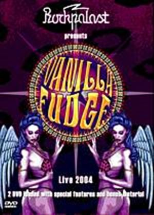 Vanilla Fudge - Live 2004 (DVD And CD)