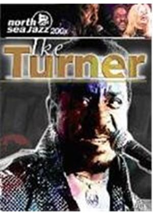 Ike Turner And The Kings Of Rhythm - North Sea Jazz Festival 2002 (DVD And CD)(3 Disc)