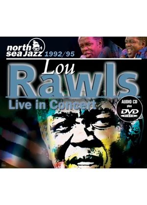 Lou Rawls - North Sea Jazz Festival 1992-1999 (Music CD)
