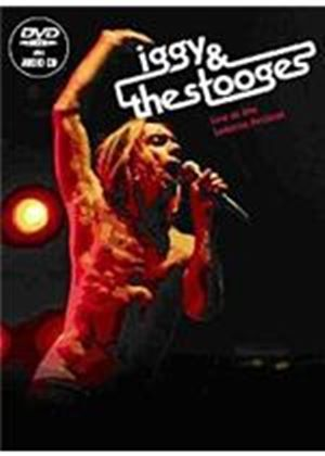 Iggy Pop And The Stooges - Escaped Maniacs (DVD and CD) (Various Artists)