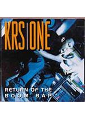 KRS-One - Return Of The Boom Bap (Music CD)
