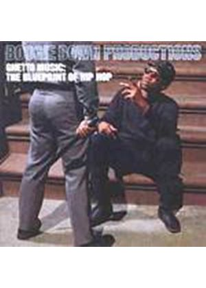 Boogie Down Productions - Ghetto Music (Music CD)