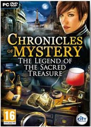 Chronicles of Mystery: The Legend of the Sacred Treasure (PC DVD)