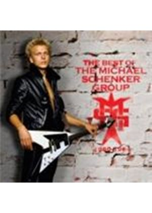 Michael Schenker Group - Best Of The Michael Schenker Group 1980-1984, The (Music CD)