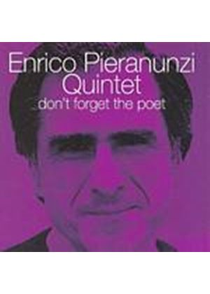 Enrico Pieranunzi Quintet - Dont Forget The Poet (Music CD)