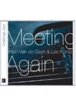 Lee Konitz/Hein Van Der Geyn - Meeting Again