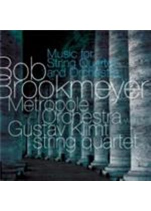 Bob Brookmeyer & Metropole Orchestra - Music For String Quartet And Orchestra (Music CD)