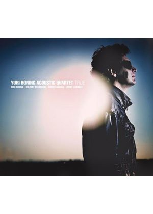 Yuri Honing - True (Music CD)