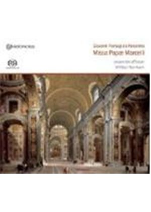 Palestrina: Missa Papae Marcelli; Motets (Music CD)