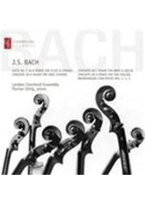 Bach: Concertos; Brandenburg Concertos Nos 2, 4 and 5 (Music CD)
