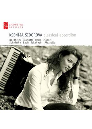 Classical Accordion (Music CD)