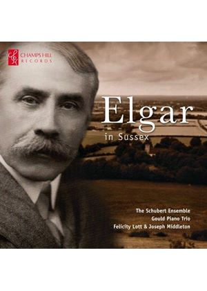 Elgar in Sussex (Music CD)