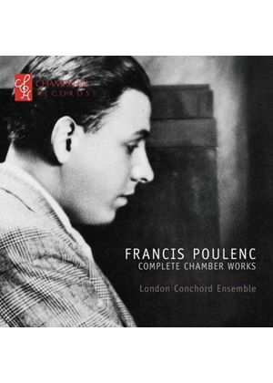 Poulenc: Complete Chamber Works (Music CD)