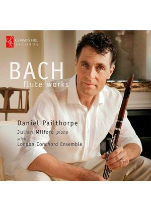 Bach for Solo Flute (Music CD)