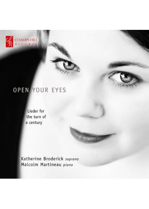 Open Your Eyes (Music CD)