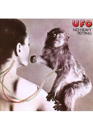 UFO - No Heavy Petting (Music CD)