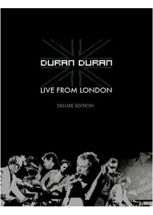 Duran Duran - Live From London (Deluxe Edition)  (DVD & Live CD)