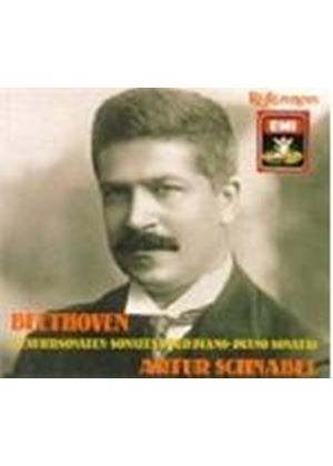 Beethoven - PIANO SONATAS (SCHNABEL) 8CD