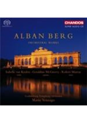 Berg - Orchestral Works [SACD] (Music CD)
