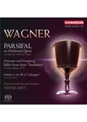 Wagner: Parsifal - An Orchestral Quest (Music CD)