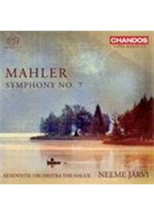 Mahler: Symphony No 7 [SACD] (Music CD)