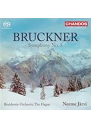 Bruckner: Symphony No 5 (Music CD)