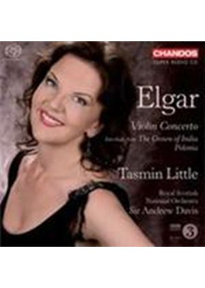 Elgar: Violin Concerto [SACD] (Music CD)