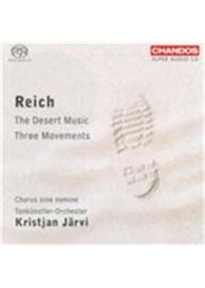 Reich: The Desert Music; Three Movements (Music CD)