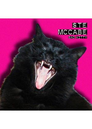 Ste McCabe - Bad Kitty (Music CD)