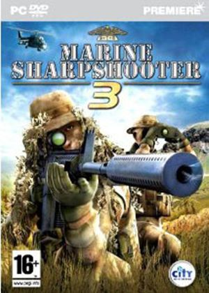 Marine Sharpshooter 3 (PC CD)